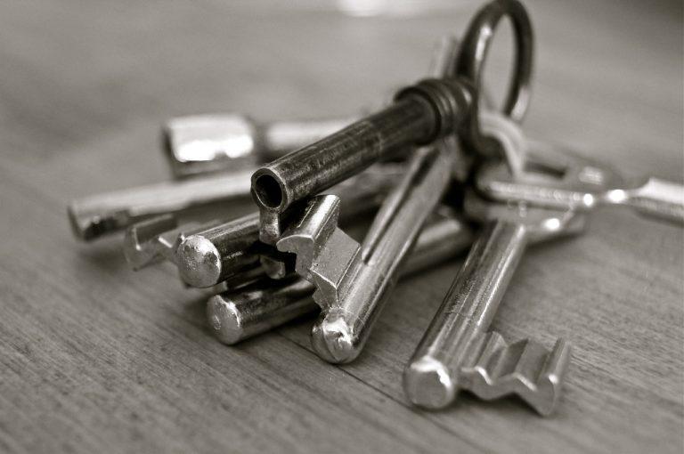 Schlüsselbund